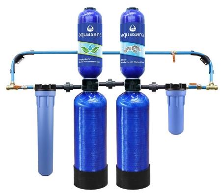 Aquasana 10-Year, 1,000,000 Gallon Whole House Water Filter