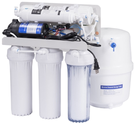 15 Best Reverse Osmosis Water Filter System Reviews