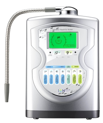 IntelGadgets IONtech IT-757 Advanced Alkaline Water Ionizer Machine 7 pH Water Levels