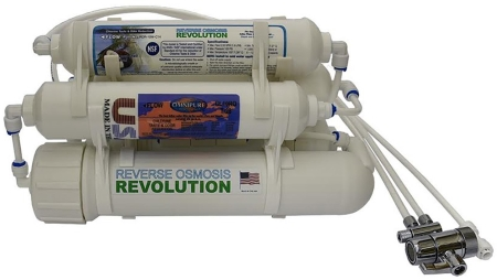 Revolution Countertop Tankless Portable Universal 5-stage Reverse Osmosis RO Purification Water System