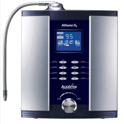 Water Ionizer Athena H2 by AlkaViva - Alkaline Water Machine