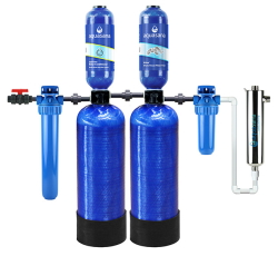 Aquasana 500,000 Gallon Whole House Water Softener
