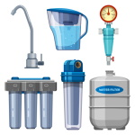 Different Water Filters