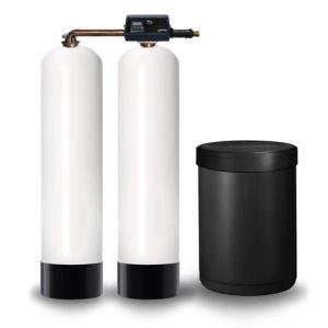 Fleck 9500 SXT Commercial Water Softener - Twin Tank