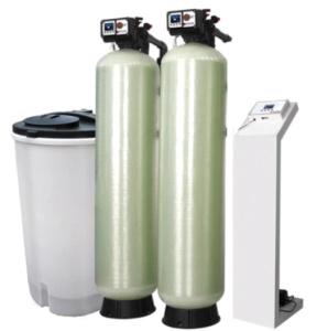 SoftPro Commercial Progressive Flow 95 Series Duplex Water Softener